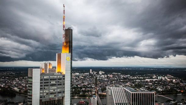 Die gelb-blaue Bankenhochzeit kommt näher