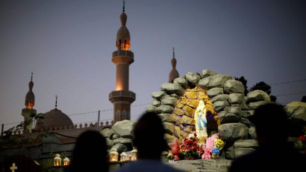 Im Reich der Marien-Moschee