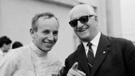 Verbrecher wollten Leiche von Enzo Ferrari stehlen