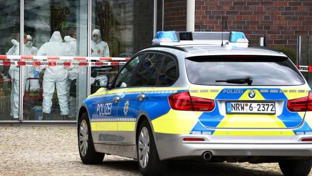 Lokal-Chefin in Duisburg erschossen