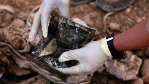 Mehr als 200 Massengräber in früheren IS-Gebieten entdeckt