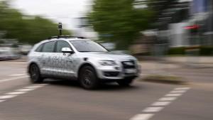 "Was die ""Levels"" des autonomen Fahrens bedeuten"