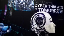 Drei Cyber-Soldaten für die Sicherheit der Konzerne