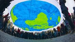 Gipfel zur Rettung des Weltklimas