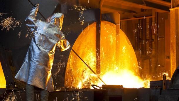 Die Stahlfusion von Thyssen-Krupp mit Tata ist gescheitert
