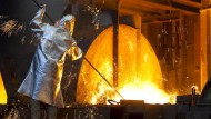 Die geplante Stahl-Fusion von Thyssen-Krupp mit Tata ist wohl vom Tisch.
