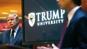 Trump zahlt 25 Millionen Dollar Entschädigung