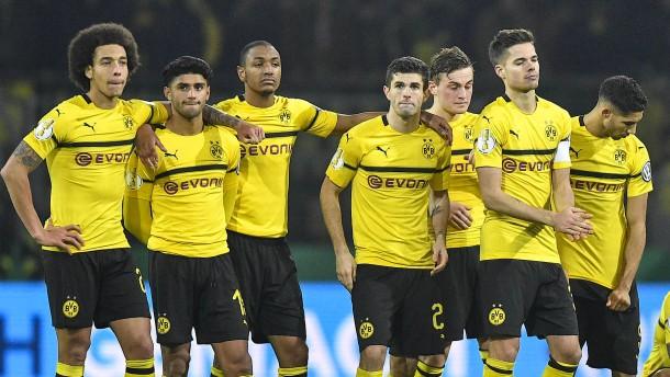 Der Dortmunder Rausch ist verflogen