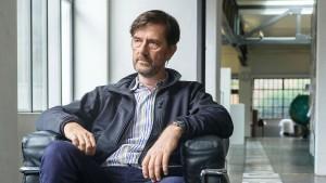 Peter Zizka kämpft für die Kunst