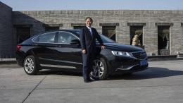 Daimler-Großaktionär aus China stützt Zetsche