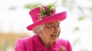 Der wahrscheinlich am häufigsten fotografierte Mensch der Welt: Königin Elisabeth II.