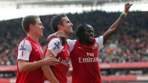 Arsenal schießt Chelsea ab