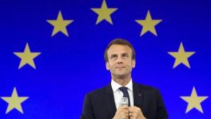Macron und sein Fetisch