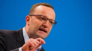 CDU-Politiker Spahn plädiert für Anhebung des Rentenalters