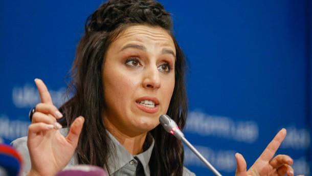 ESC-Siegerin Jamala weist russische Vorwürfe zurück