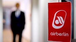"""""""Air Berlin""""-Marke ist doch noch nicht zu haben"""