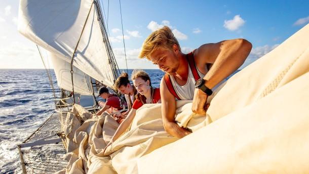 Corona zwingt junge Niederländer zum Atlantik-Abenteuer