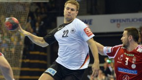 Suspendiert: Nationalspieler Michael Kraus (l.)