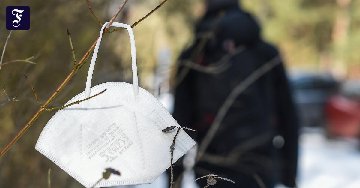Sieben-Tage-Inzidenz steigt weiter auf 61,0 - FAZ - Frankfurter Allgemeine Zeitung
