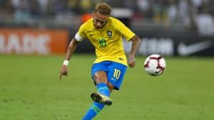 Brasilien überzeugend gegen Argentinien