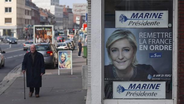 Die vergessenen Wähler Frankreichs