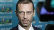 Ceferin verlangt mehr WM-Plätze für Europa