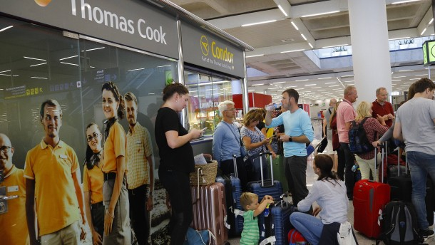 Thomas-Cook-Pleite kostet Steuerzahler 263 Millionen Euro