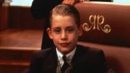 Ererbter Reichtum: Macaulay Culkin (unten) als Richie Rich im gleichnamigen Film aus dem Jahr 1994.