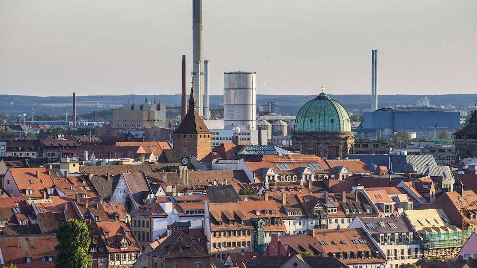 Lange hinterher, jetzt vornedran: die Wissenschaftsstadt Nürnberg
