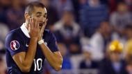 Mon dieú! Die schlechten Nachrichten um Karim Benzema reißen nicht ab.