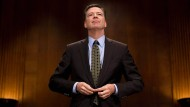 Fiel offenbar der Wut des Präsidenten zum Opfer: Der nun entlassene FBI-Chef James Comey