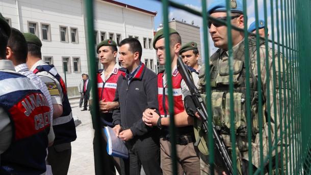 Türkischer Amnesty-Chef verhaftet