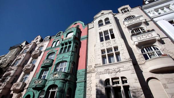 Homeoffice kann Wohnungsmärkte entlasten