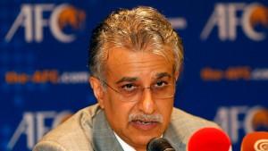 Scheich Salman folgt auf Bin Hammam