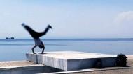 Der Freerunner DK nimmt Hindernisse im Leben sportlich