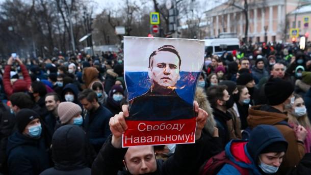 Nawalnyjs Anwalt fordert Hilfe von Berlin