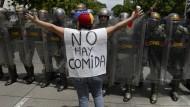 Lufthansa setzt Flüge nach Venezuela aus