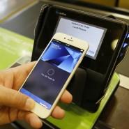 Bislang nur in den Amerika ein Erfolg: Apple Pay, das mobile Bezahlsystem von Apple