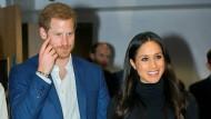 Die Queen lädt Meghan Markle zur Weihnachtsfeier ein