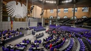 """Der Haushalt von """"Bundesgärtner Scholz"""""""