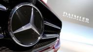 Kann nicht überzeugen: Daimler.