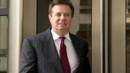Paul Manafort muss ins Gefängnis