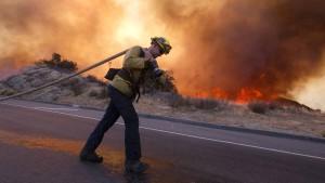 Mehr als 600 Vermisste im Flammenmeer von Kalifornien