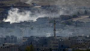 Türkei will Peschmerga-Kämpfern Durchreise erlauben