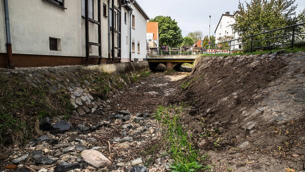 """""""Hochwasser sind hausgemacht"""""""