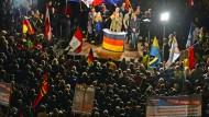 Erfurts Pegida heißt AfD