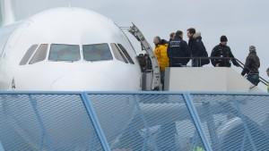 Zahl freiwilliger Ausreisen nimmt ab