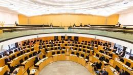 Wege zur Verkleinerung des Parlaments