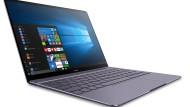 Flach und flott: Huawei Matebook X auf den Spuren des kleinen Macbook