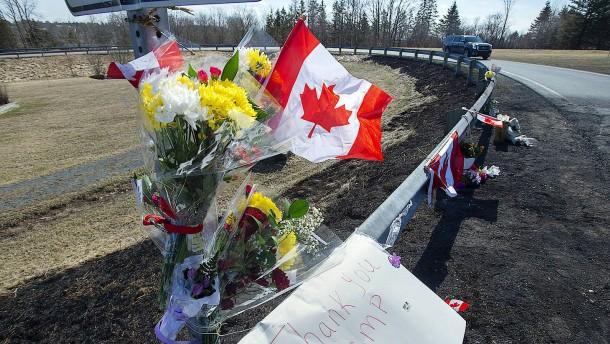 Amoklauf in Kanada ging Streit voraus